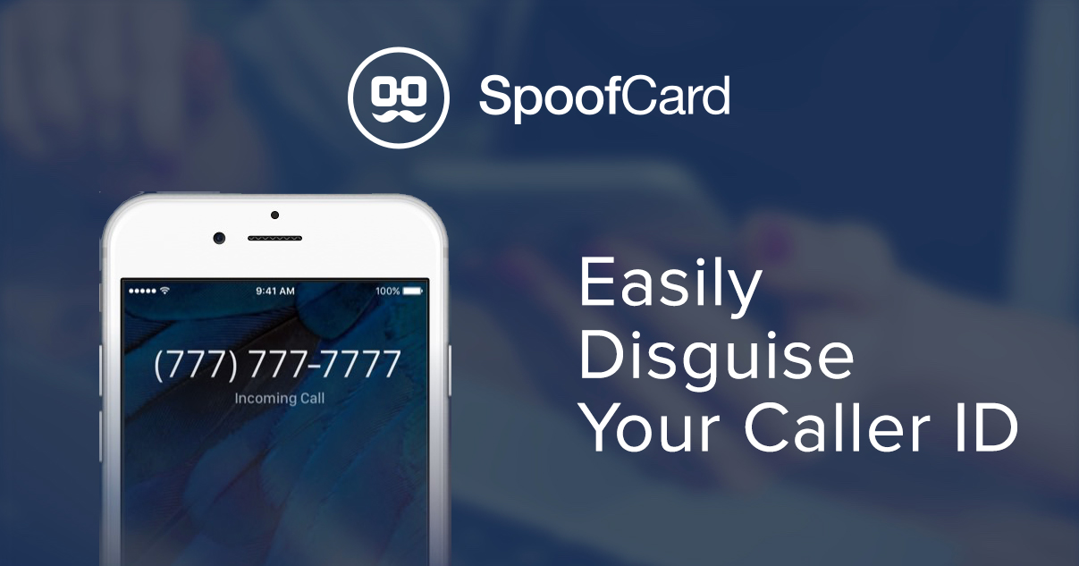 Spoof Calls & Change Your Caller ID | SpoofCard